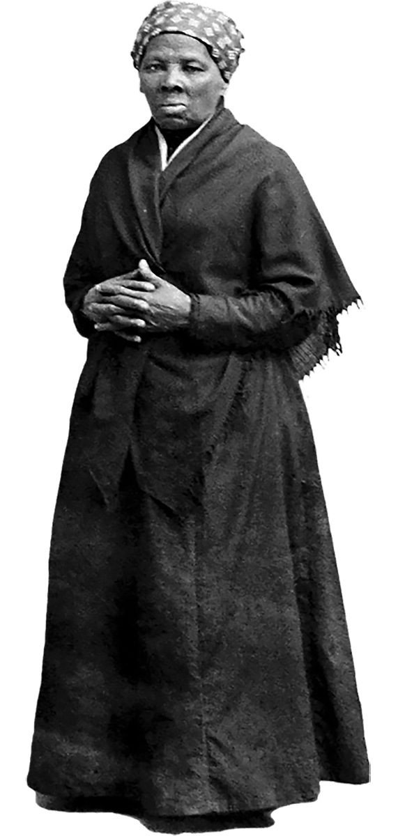 Historical Figures - Harriet Tubman