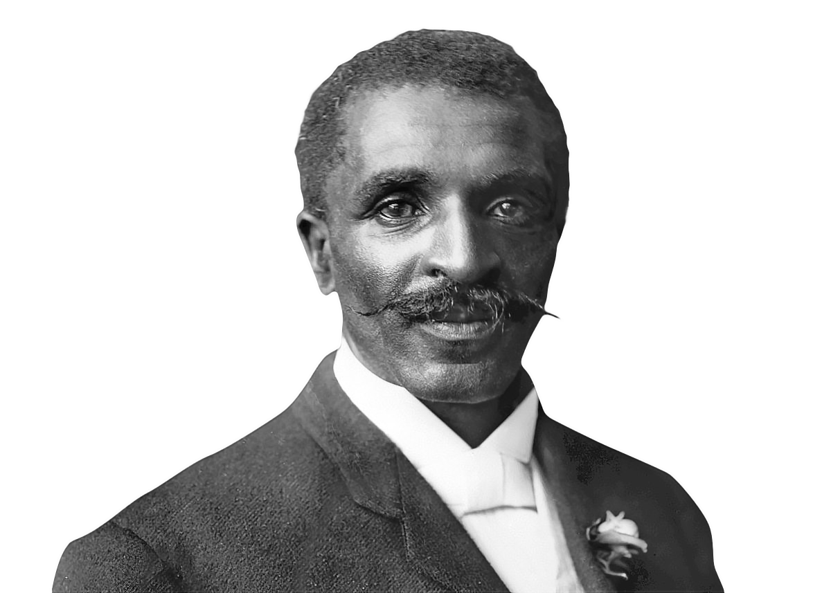 Historical Figures - George Washington Carver