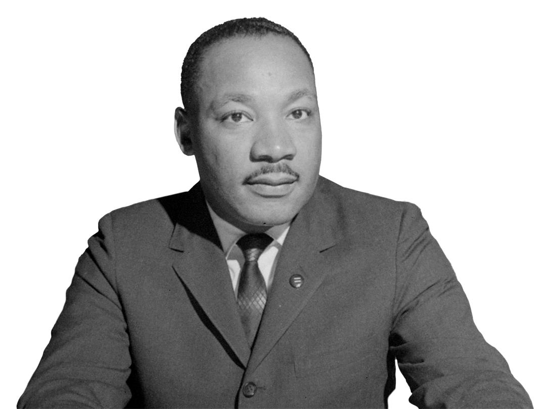 Historical Figures - Martin Luther King Jr