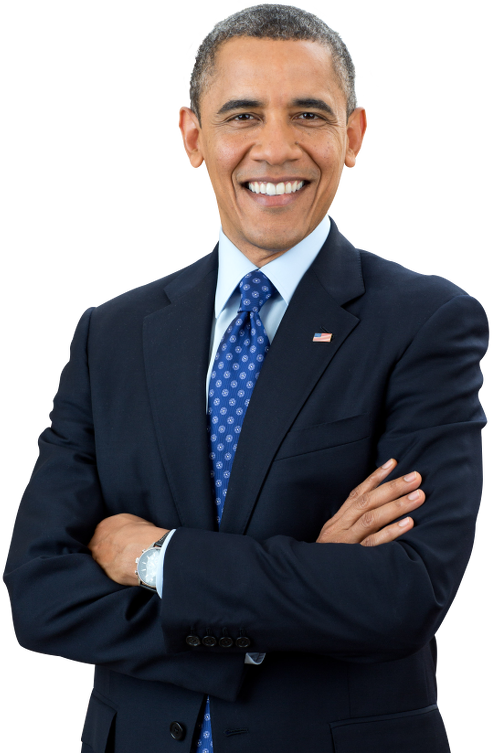 Historical Figures - Barack Obama