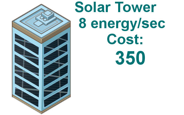 Buy Towers - Buy Solar Towers