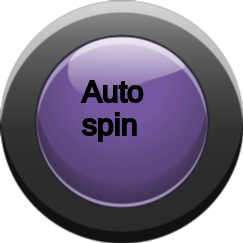 purple button on - purple button off