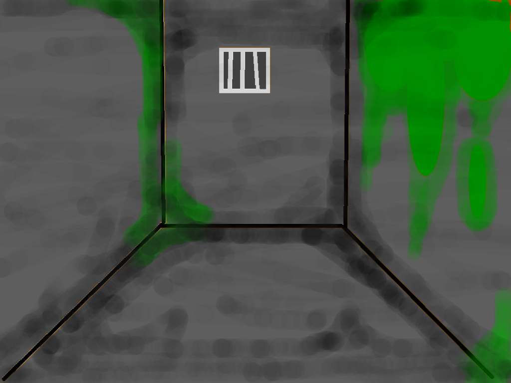 background scene - prison