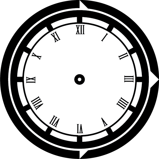 Clock Face1 - Day