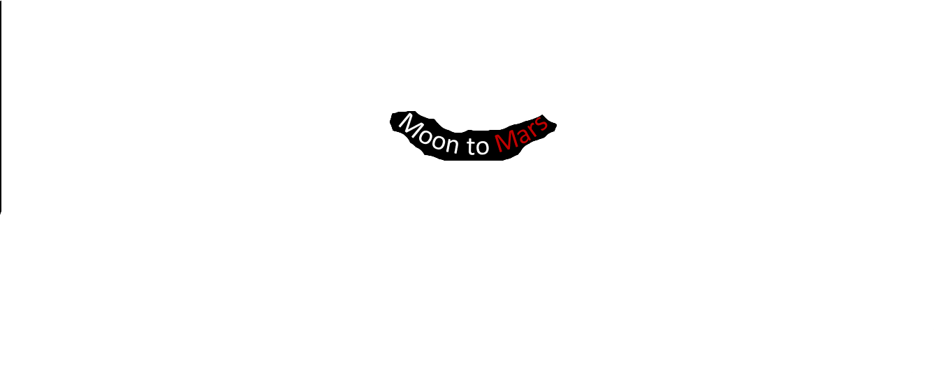 Moon to Mars banner - Moon to Mars banner