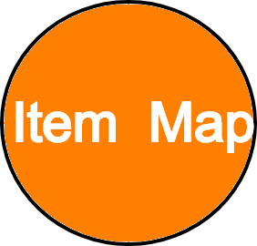 Item Map Button - actor