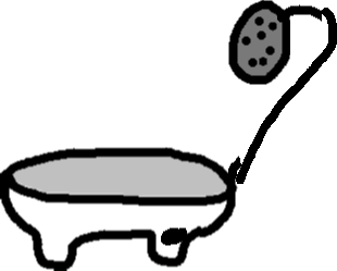 BathTub - Tub 1