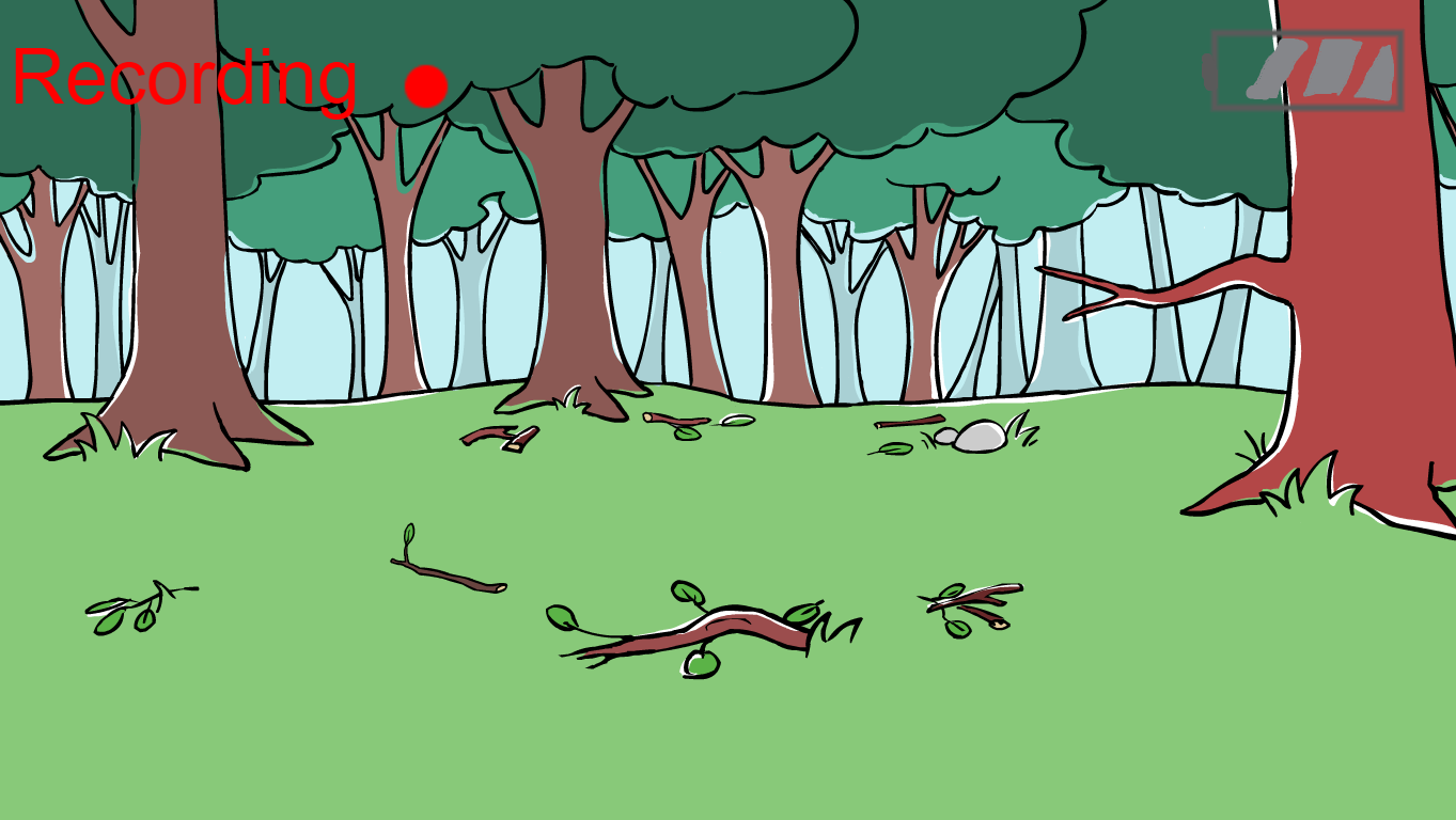 background scene - Peep Forest