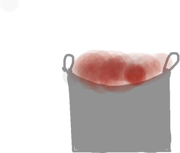 sauce pot - drawing