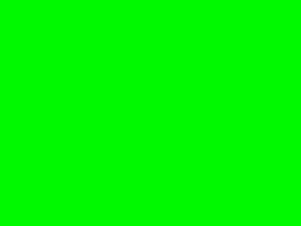 Green Screen - drawing