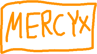 Mercy - drawing