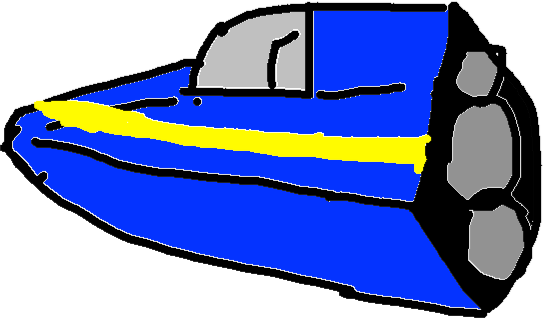ExoShuttle1 - drawing