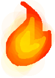fire mark - drawing