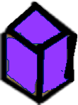 purple - block