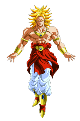 broly - image1