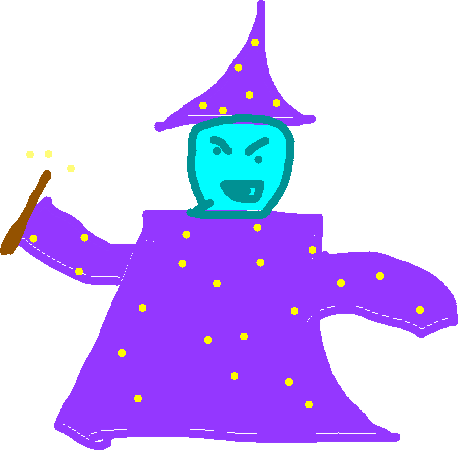 wizard nort - drawing