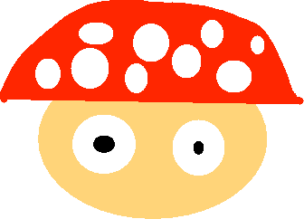 Power Up - Mushroom