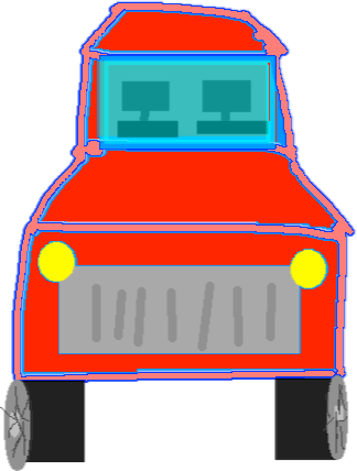 car1 - drawing