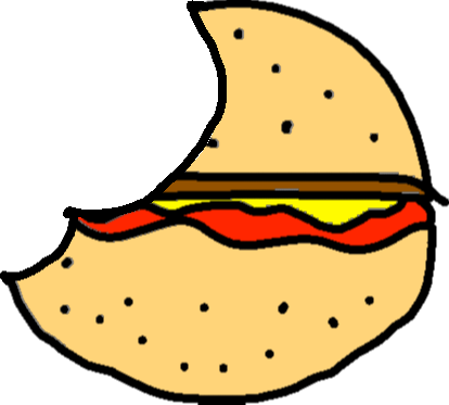 Hamburger - drawing copy copy