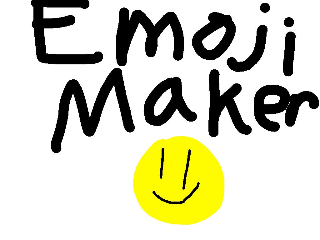 the emoji maker open beta | Tynker