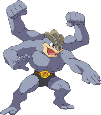 Machamp - imagemachamp