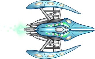Spacecraft - Space Ship 2