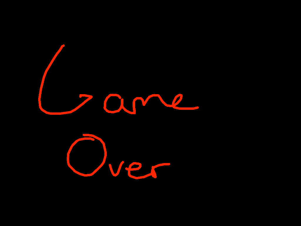 background scene - Game Over
