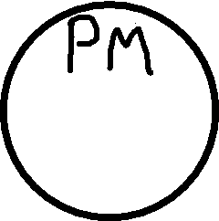 Back round - Orb PM