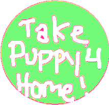 Puppy three exit button1 - drawing