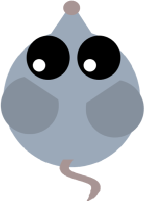 mope.io - mouse