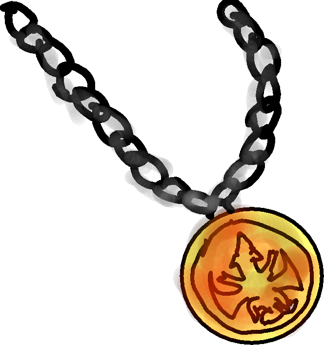 necklace animation - drawing