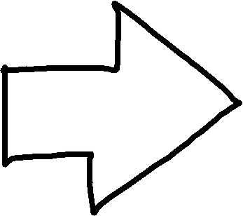 Right Arrow - drawing