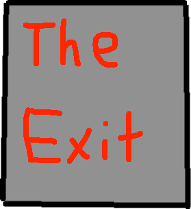 Exit - drawing