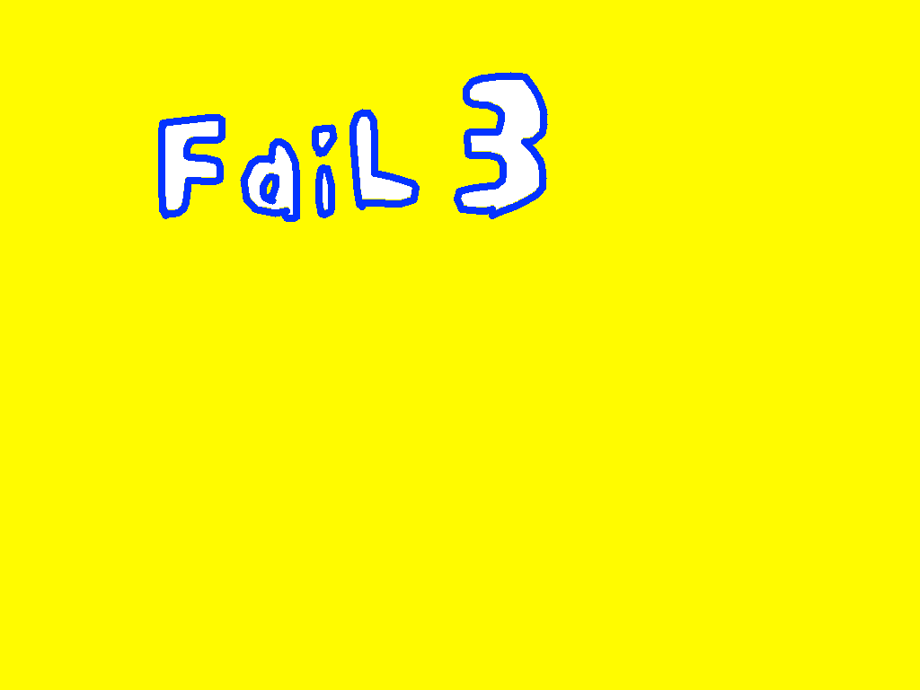 background scene - fail 3