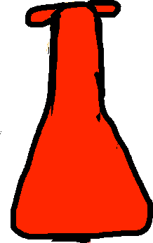drawing1 - Red gown 1