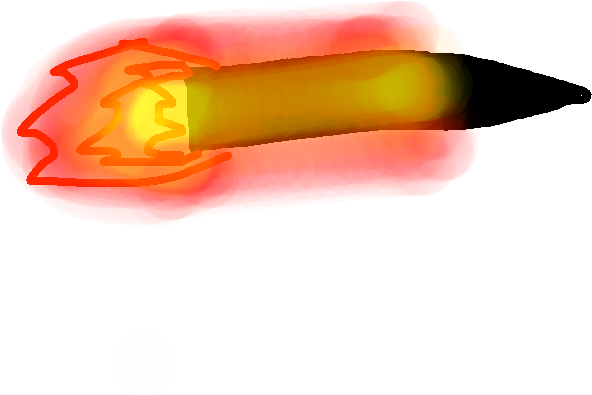 fire rocket - drawing1