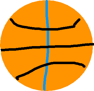 ball - drawing