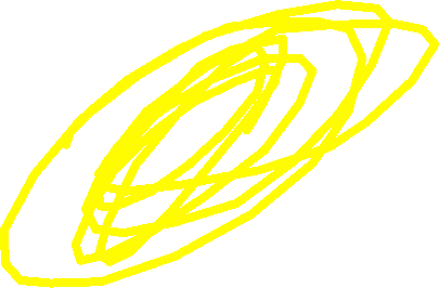 random (yellow) - drawing