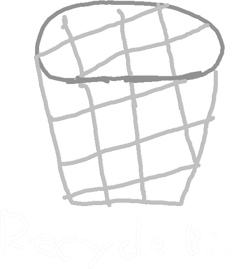 TRASH - drawing