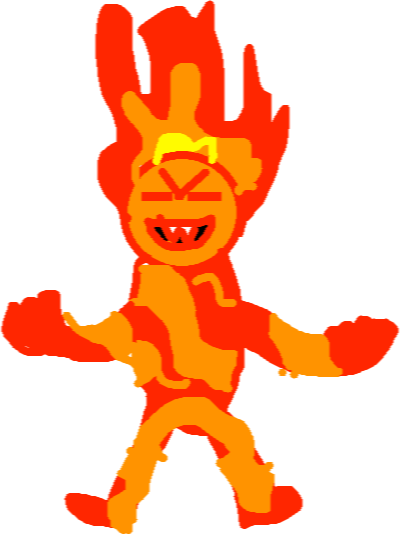 2nd boss1 - fire boss