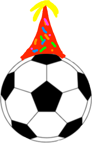 Soccer party - image