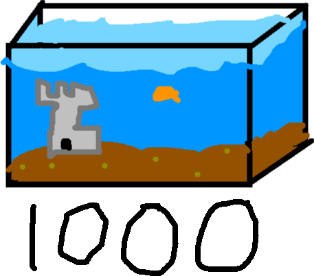 Large tank - drawing
