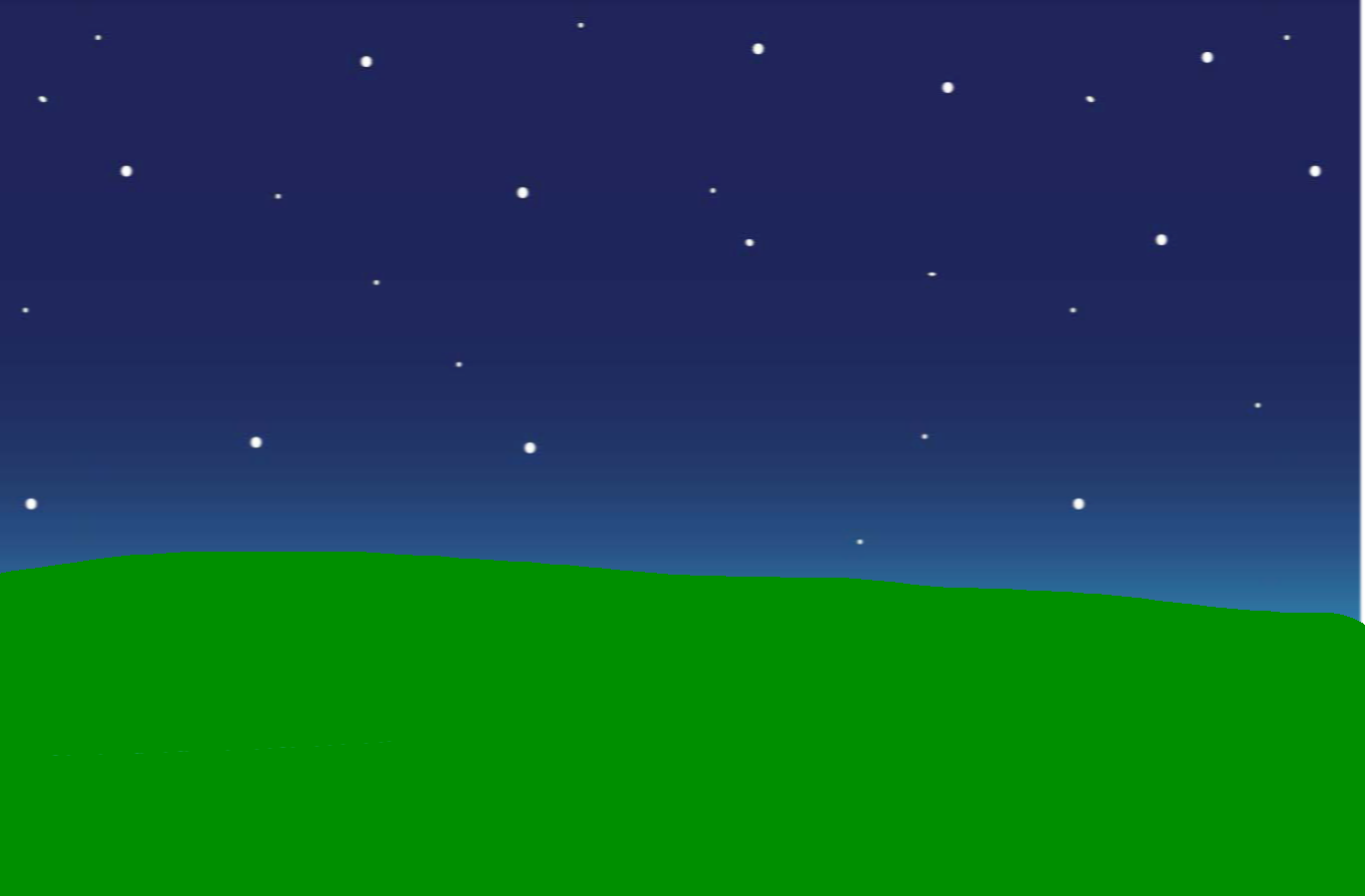 background scene - Space