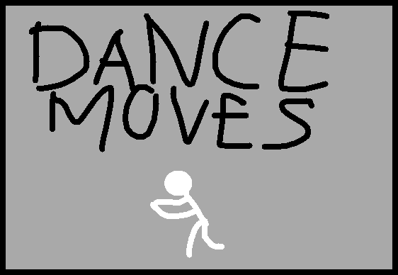 Dance Moves - drawing