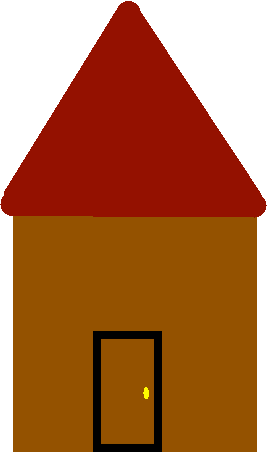 house  - drawing