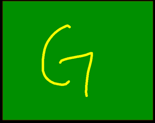Green Square - Green