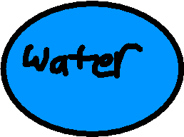 drawing - water