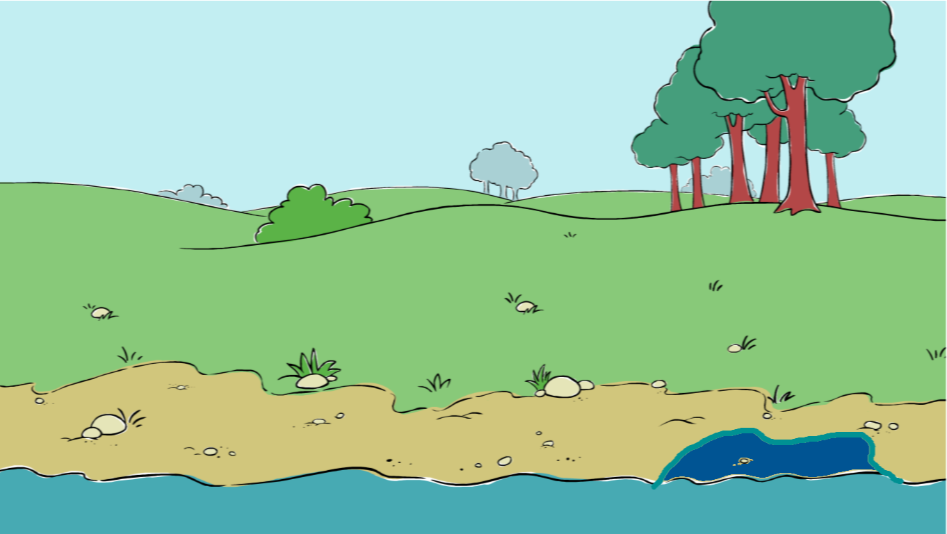 background scene - Peep Meadow