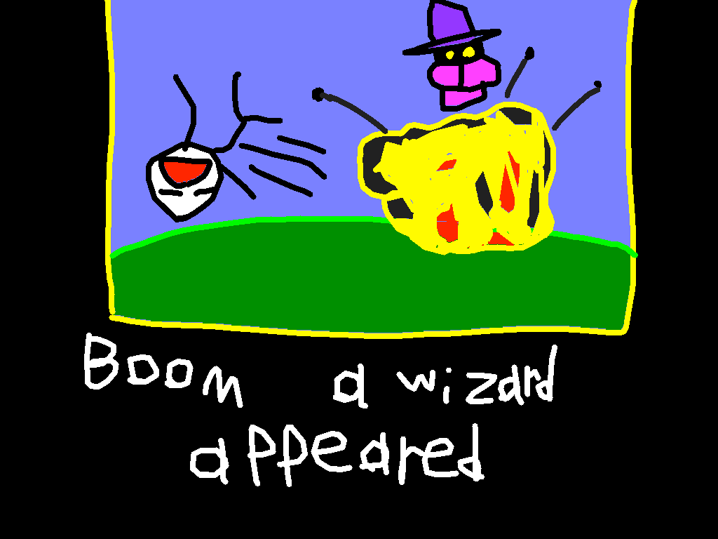 background scene - wumbo wizard