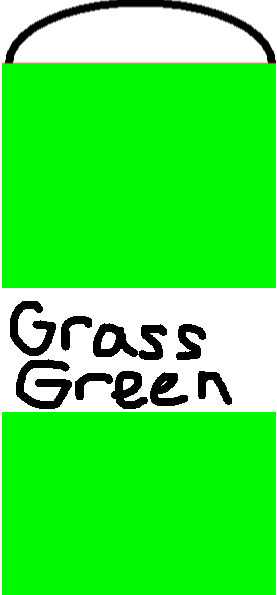 egg green - drawing